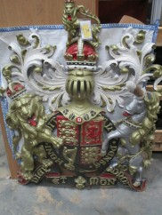 Coat of Arms plus Moulds